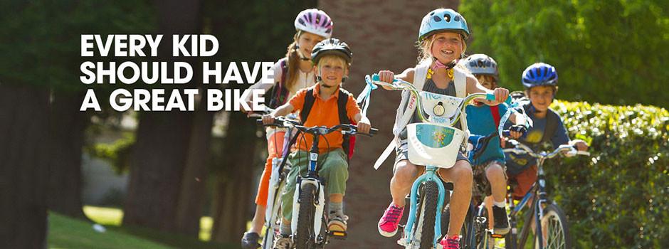 Slide 08 - Kids Bikes